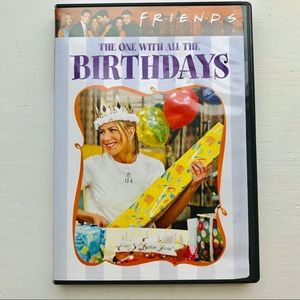 Other - Friends DVD- the one with all the birthdays.